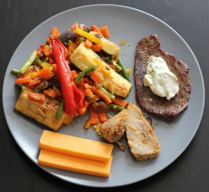 LCHF frokost
